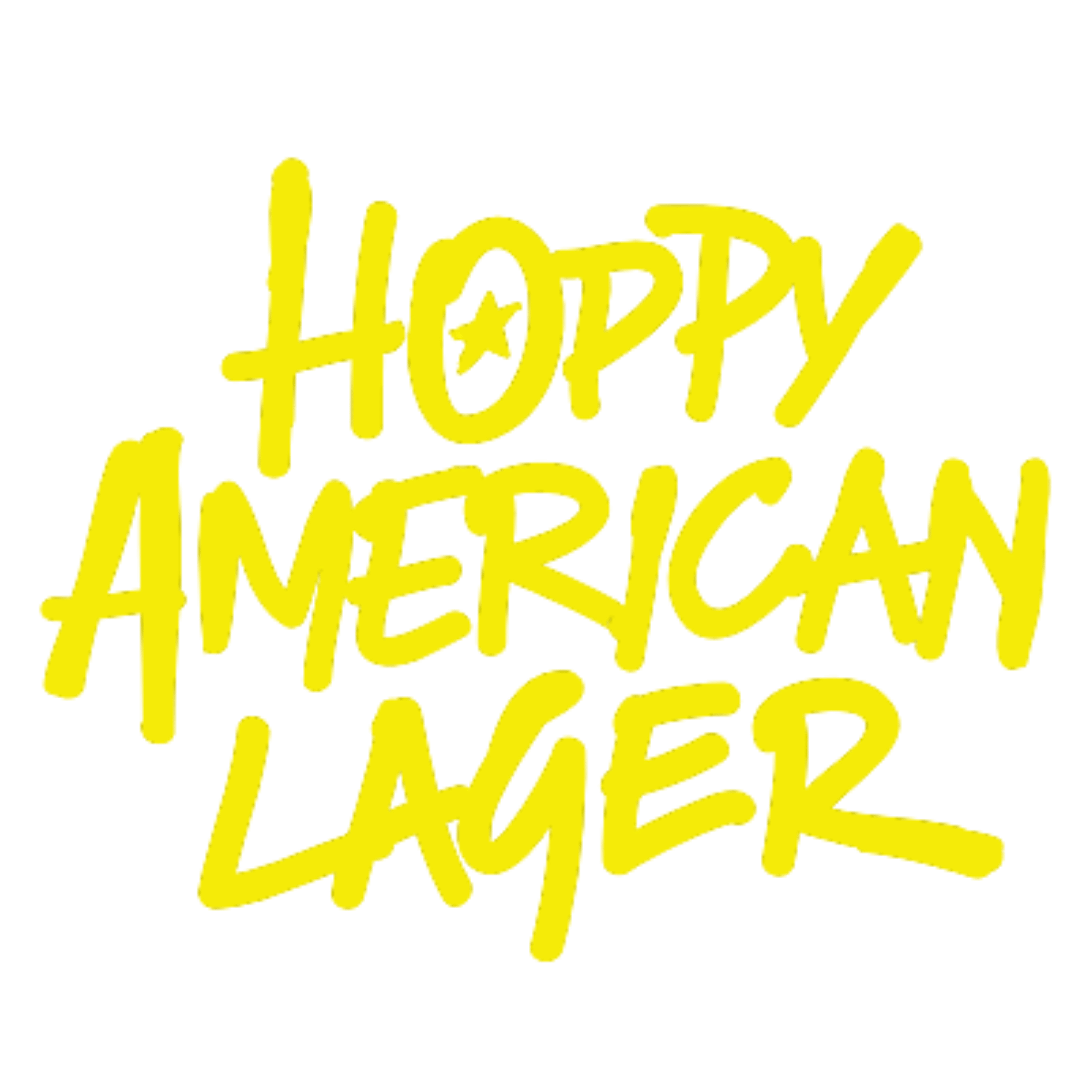 Hop For fun - Hoppy American Lager