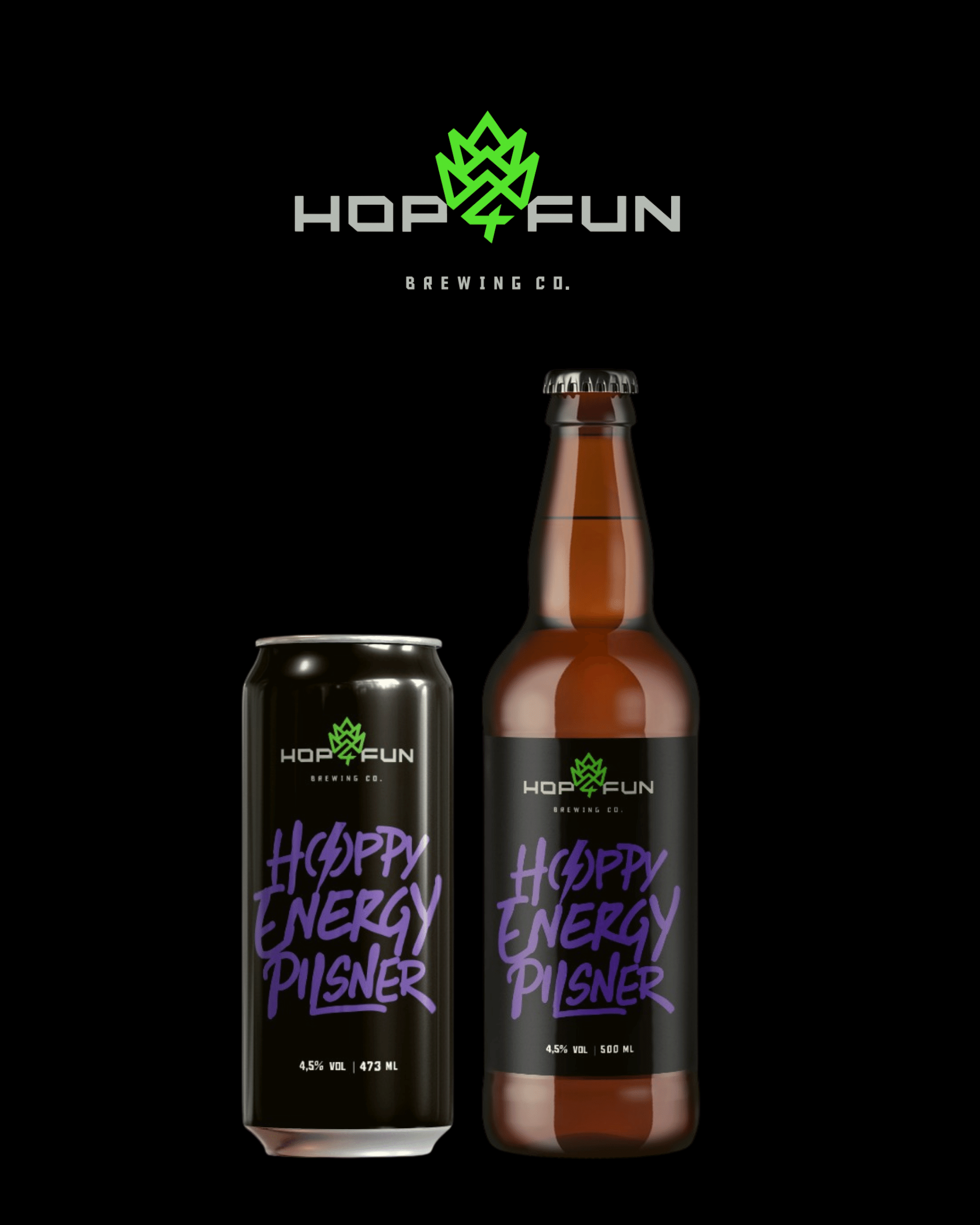 Hoppy Energy Pilsener 2